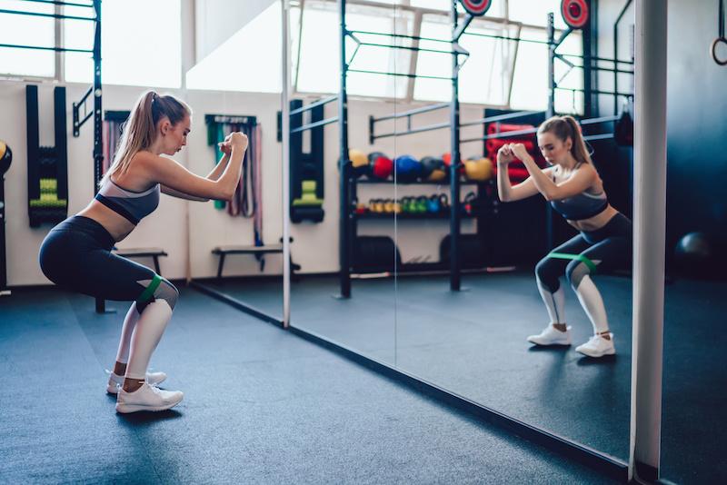 Amazing Gym Mirrors Brisbane