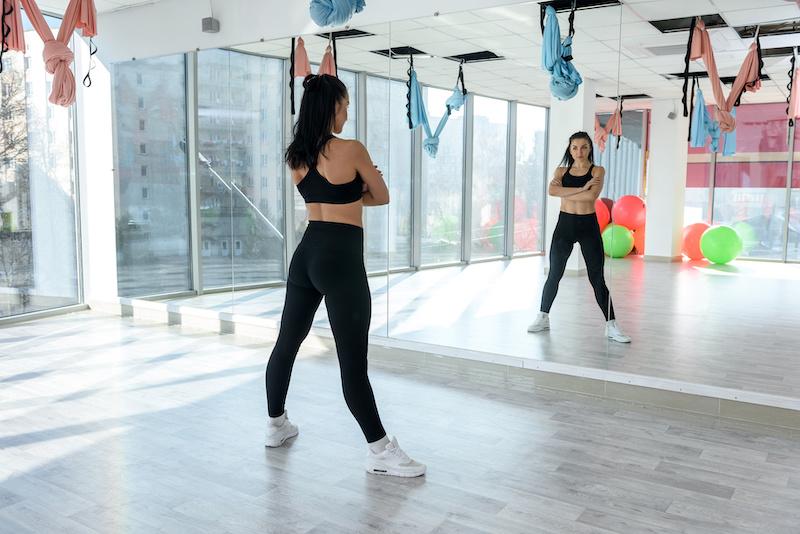Amazing gym mirrors Gold Coast 1