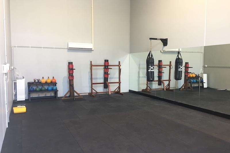 Boxing Gym Mirror Brisbane Southside