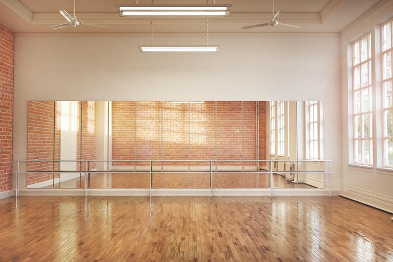 Dance Studio Mirror Brisbane