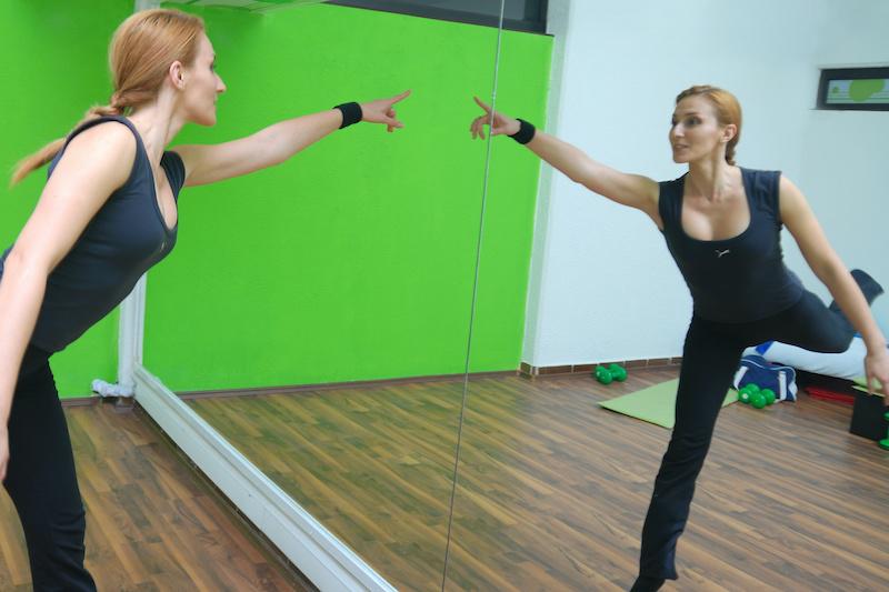Dance studio mirror Gold Coast