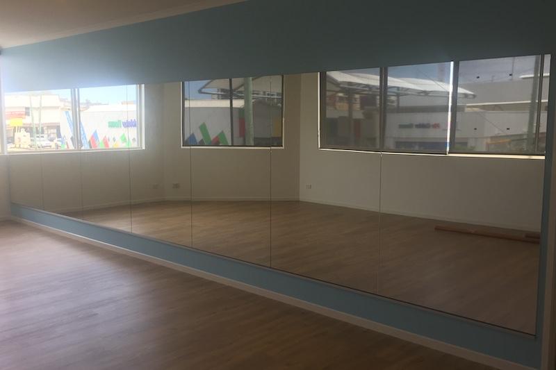 Form Fitness Studio Mirror Southport