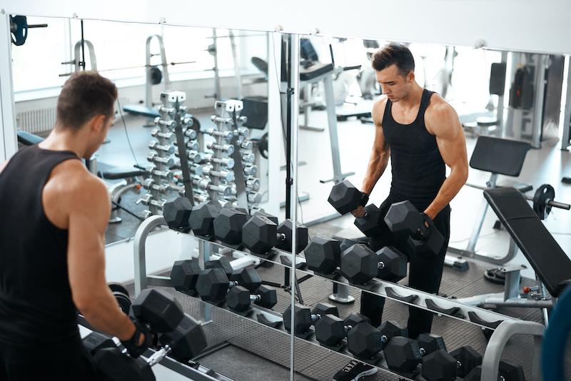 Home Gym Mirror Brisbane City