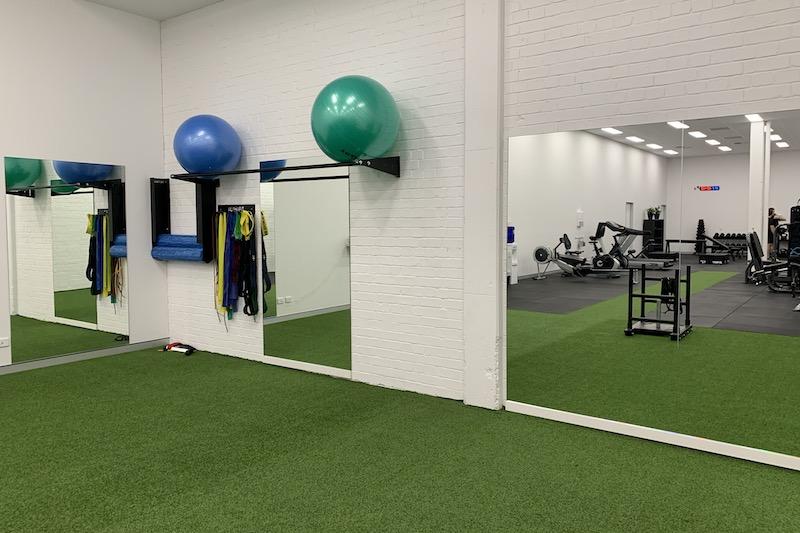 Physio Studio Mirror Bowen Hills