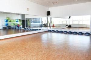 pilates studio mirror New Farm qld