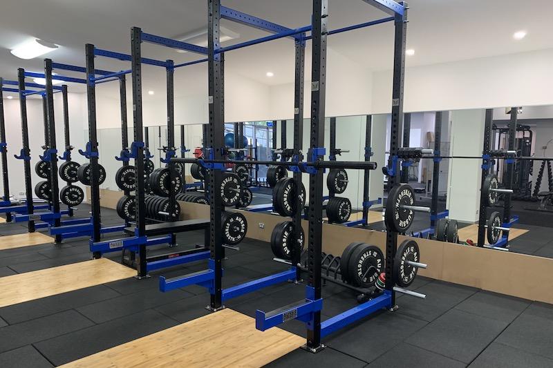 Sports Physio gym mirror Milton 1