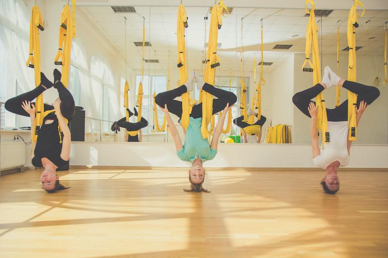 yoga gym mirror brisbane