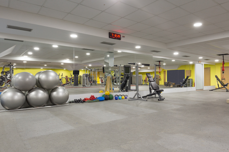 commercial gym mirrors gold coast