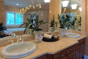 custom bathroom mirror Reedy Creek
