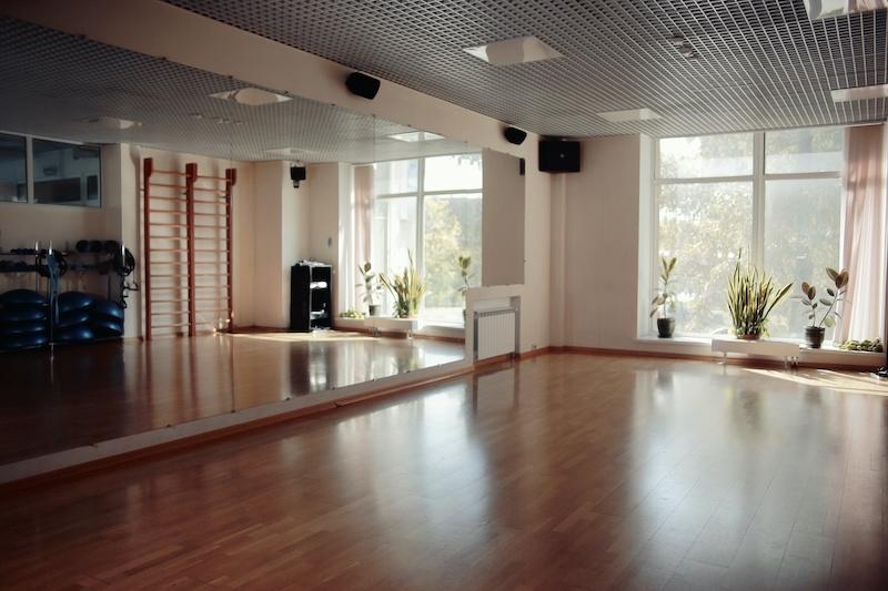 custom home gym mirror Bundall