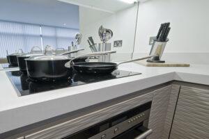 mirror splashback for kitchen